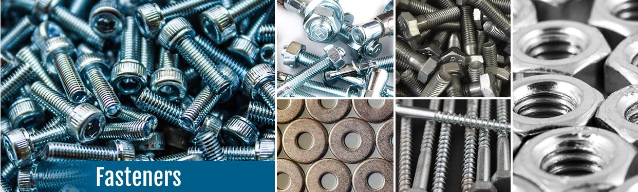 Fasteners | Custom Fastener Products | Exotic Metal Options
