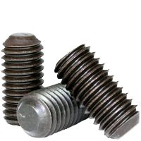 Flat Point Set Screws