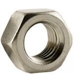 METRIC CLASS 6 HEX NUTS DIN 934 ZINC CR+3